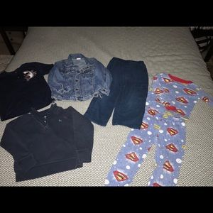 Other - Lot of boys shirts long sleeve and short